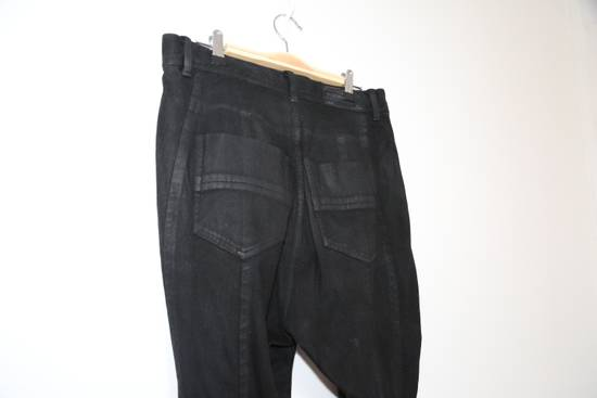 Julius Waxed Long Inseam Denim Size US 30 / EU 46 - 2