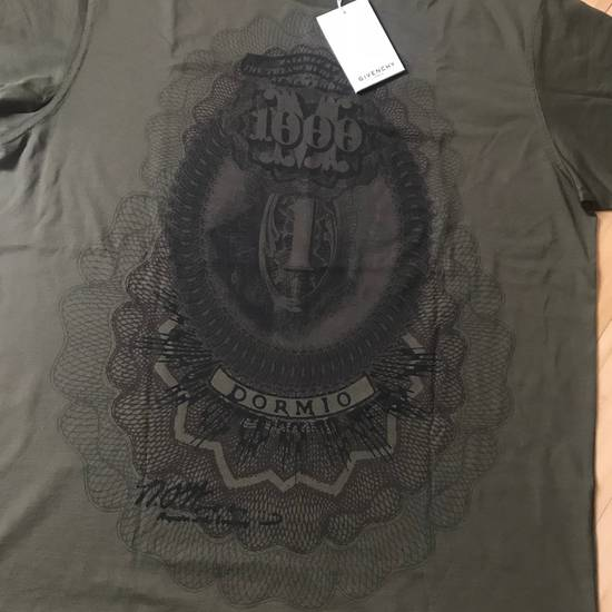 """Givenchy Givenchy """"1000$"""" Tee shirt Brand New M Columbian Fit Size US M / EU 48-50 / 2 - 5"""