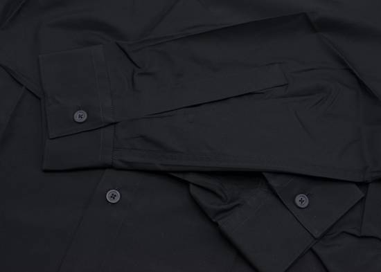 Givenchy Givenchy Men's 100% Cotton Black Button Down Size US S / EU 44-46 / 1 - 2