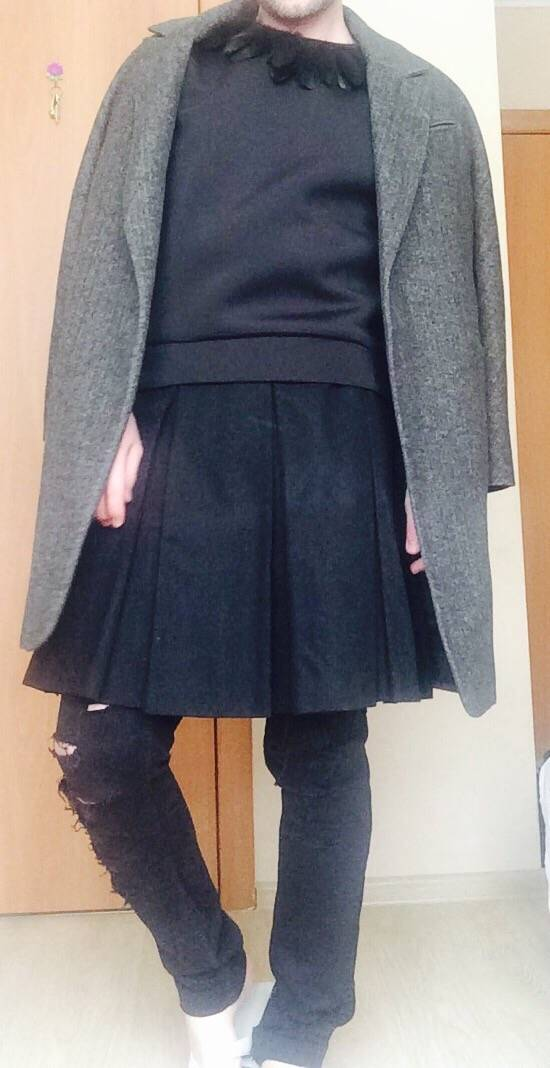 Givenchy kilt Size US 30 / EU 46 - 1