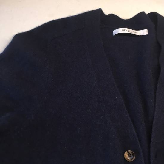 Givenchy GIVENCHY Cashmere Cardigan, Size M, Navy Size US M / EU 48-50 / 2 - 1