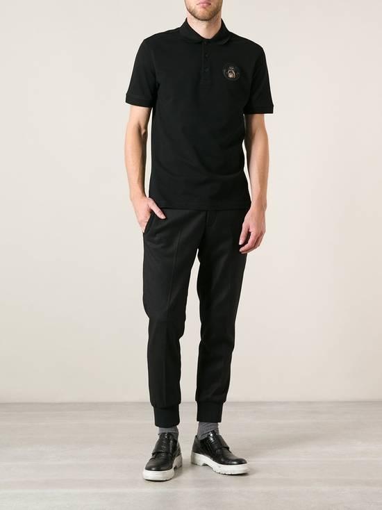 Givenchy Givenchy Black Rottweiler Patch Slim Fit Polo Shirt T-shirt size L (M) Size US M / EU 48-50 / 2 - 4