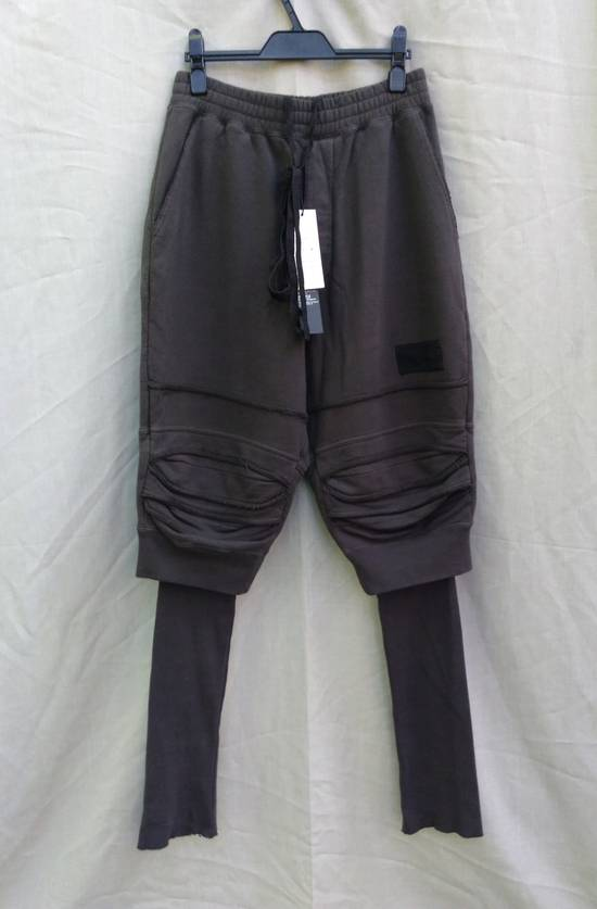 Julius Gray Sweatpants with Leggings Goth_ik fw10 Size US 31