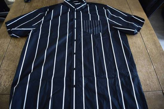 Givenchy Givenchy $780 Button Down Collar Striped Shirt Columbian Fit Size 38 Brand New Size US M / EU 48-50 / 2 - 2