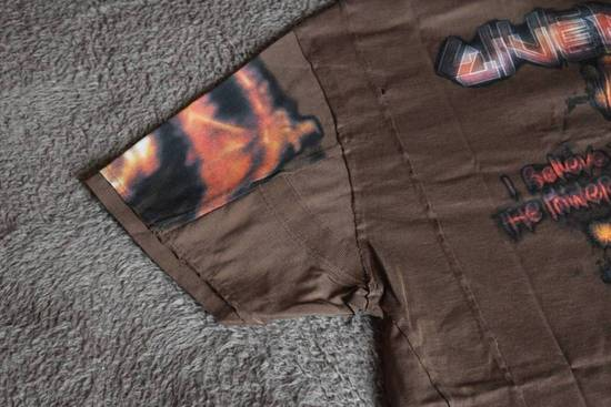 Givenchy Givenchy $1059 Authentic Distressed Print T-Shirt Columbian Fit Size S Brand New Size US S / EU 44-46 / 1 - 4
