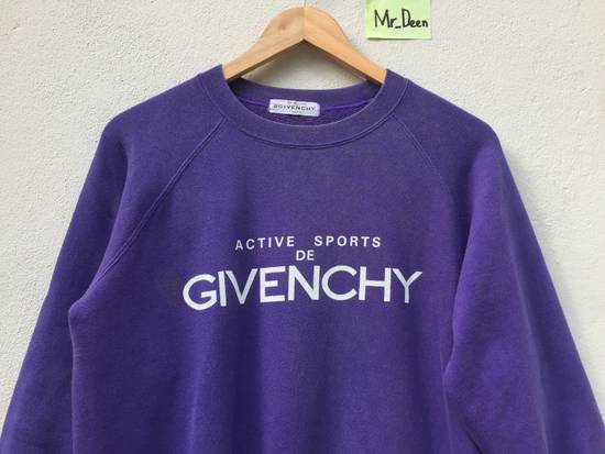 Givenchy Givenchy Big Logo Sweatshirt Spell Out Size US M / EU 48-50 / 2 - 3