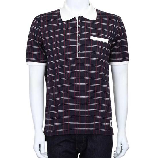 Thom Browne Thom Browne Polo-Shirt Plaid Size US L / EU 52-54 / 3 - 1