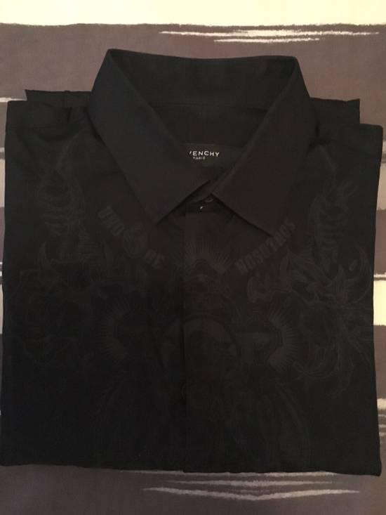 Givenchy Givenchy Print Shirt Size US M / EU 48-50 / 2 - 2