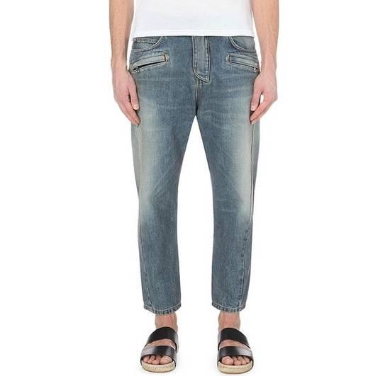 Balmain Balmain Cropped Jeans Size US 29 - 2
