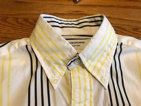 Thom Browne Slim Striped Shirt Size US S / EU 44-46 / 1 - 2