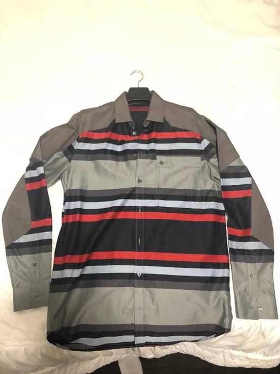 Givenchy Stripe Graphi Shirt Size US L / EU 52-54 / 3