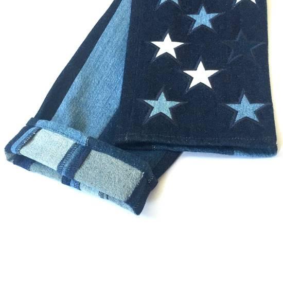 Givenchy $1.3k Stars & Stripes Denim Jeans NWT Size US 32 / EU 48 - 17