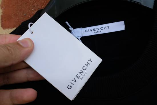 Givenchy Black Rottweiler Sweater Size US XS / EU 42 / 0 - 3