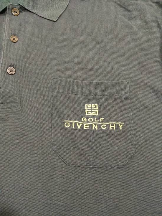 Givenchy Vintage Givenchy Golf Embroidered Logo Olive Colour Size US L / EU 52-54 / 3 - 1