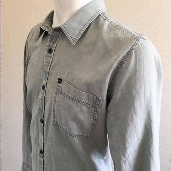 Quicksilver Men's Long Sleeve Button Down Shirt
