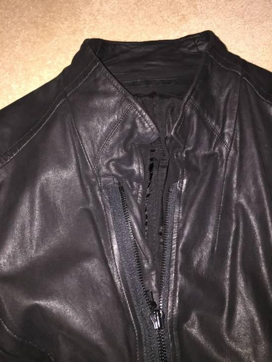 Julius JULIUS Lamb Leather Jacket Size 4 Size US L / EU 52-54 / 3 - 5