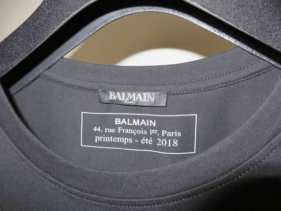 Balmain Silver Medallion print t-shirt Size US L / EU 52-54 / 3 - 1