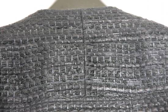 Givenchy $8k AW13 Givenchy Black Tweed & Leather Biker Jacket Size 48 Size US M / EU 48-50 / 2 - 7