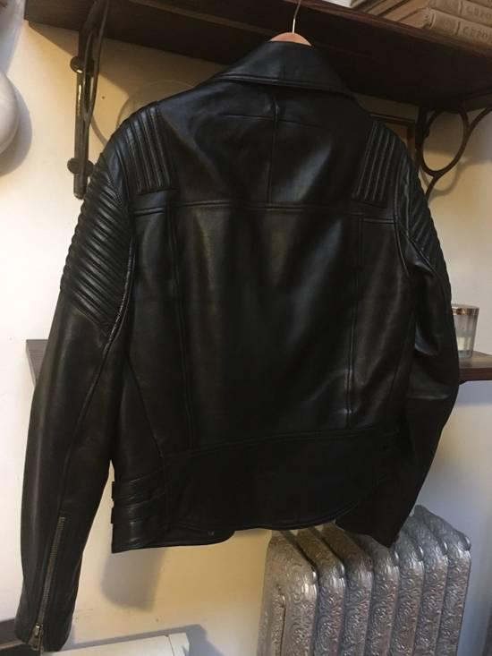 Givenchy Leather Moro Jacket Size US S / EU 44-46 / 1 - 1