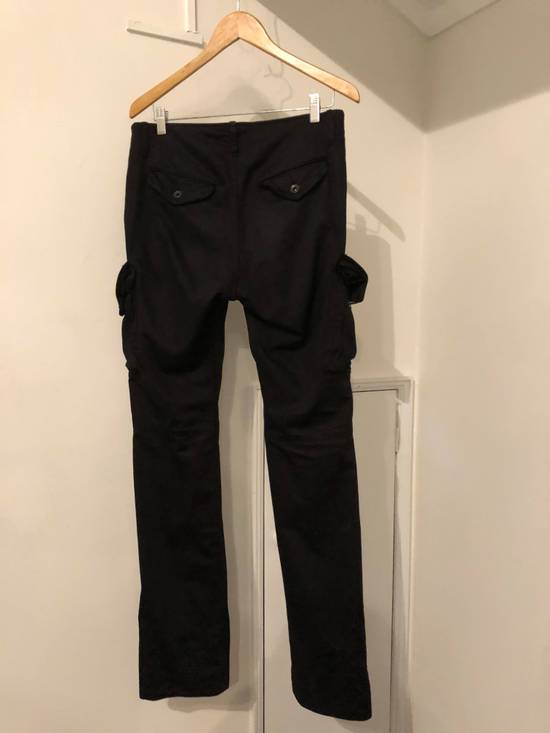 Julius Julius 09 F/W Gas Mask Cargo pants Size US 35 - 2