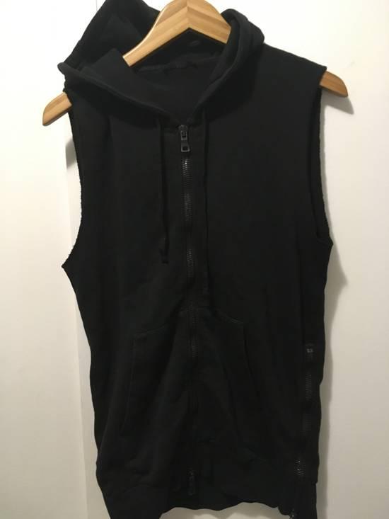 Balmain SS12 Sleevless Hoodie Size US XS / EU 42 / 0
