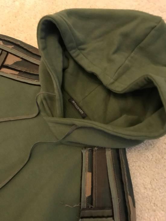Balmain Side Zip Hoody Size US XL / EU 56 / 4 - 1