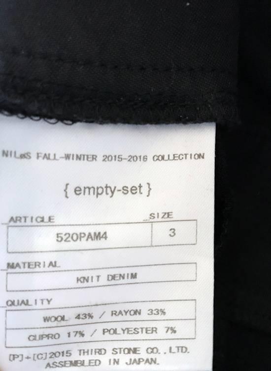 Julius NiLoS (Julius_7) Drop Crotch Pants / Size 3 Size US 32 / EU 48 - 9