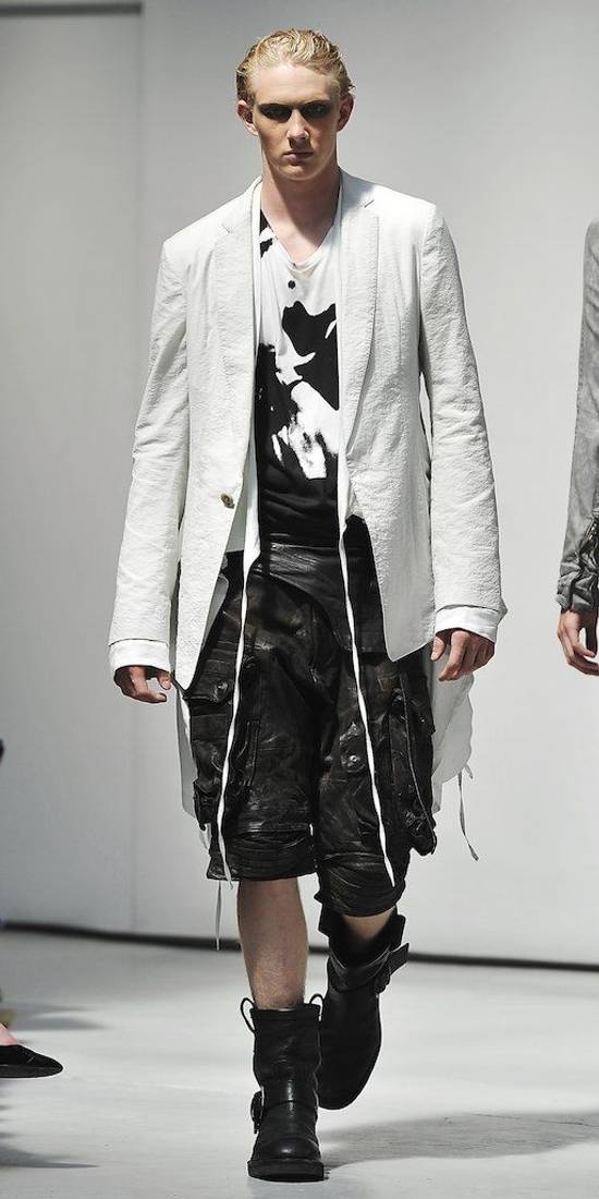 Julius SS11 Multi-string Open Drape String Tie Cardigan Size US S / EU 44-46 / 1 - 3