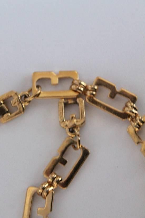 Givenchy Gold Plated G-Link Bracelet Size ONE SIZE - 2