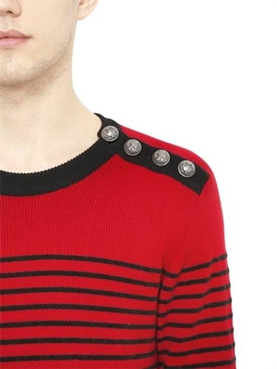 Balmain Striped merino wool Size US S / EU 44-46 / 1 - 2
