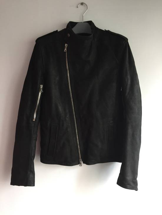 Balmain Leather Biker (Decanin Era) Size US S / EU 44-46 / 1