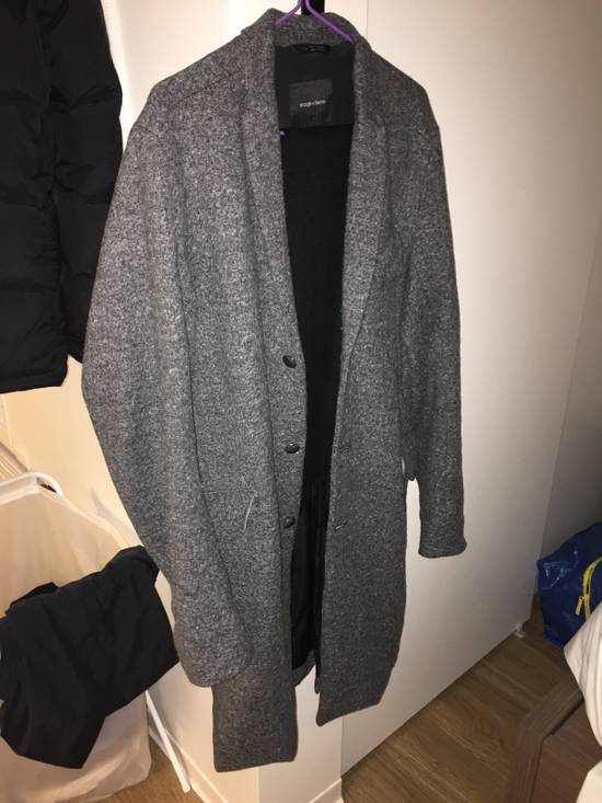 Wings + Horns Top Coat (overcoat) *Wanna sell ASAP* Size US L / EU 52-54 / 3 - 1