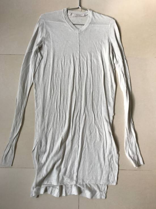 Julius AW14 long tee with slit at side Size US M / EU 48-50 / 2 - 1