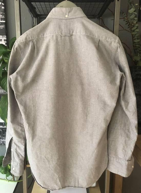 Thom Browne Oxford Classic Shirt Sz.2/M rare grey Size US M / EU 48-50 / 2 - 2