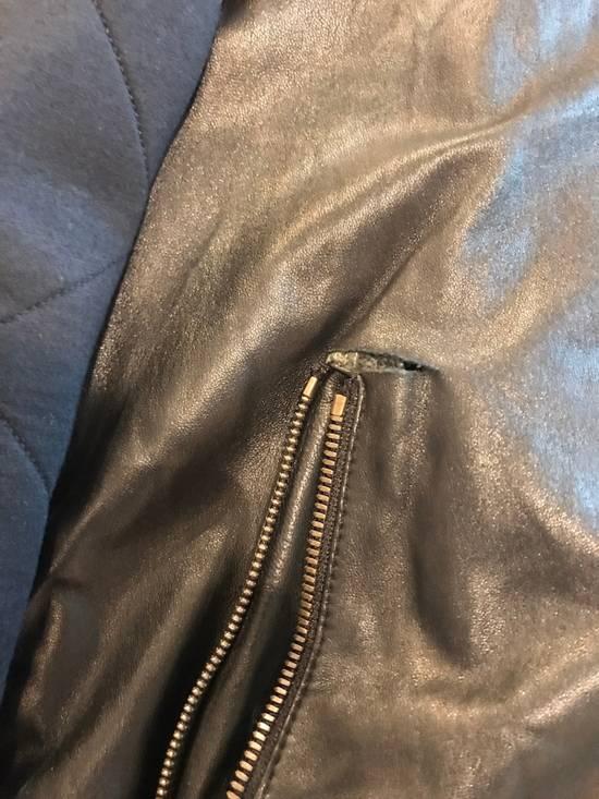 Givenchy Leather Jacket Size US M / EU 48-50 / 2 - 2
