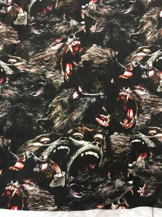 Givenchy Black Polo With Monkeys Size US L / EU 52-54 / 3 - 1