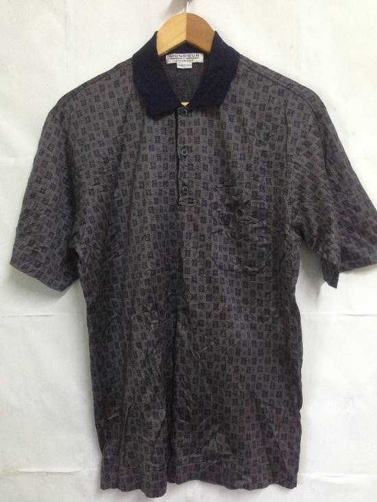 Givenchy Monsieur By Givenchy Polo T-shirt Size US M / EU 48-50 / 2
