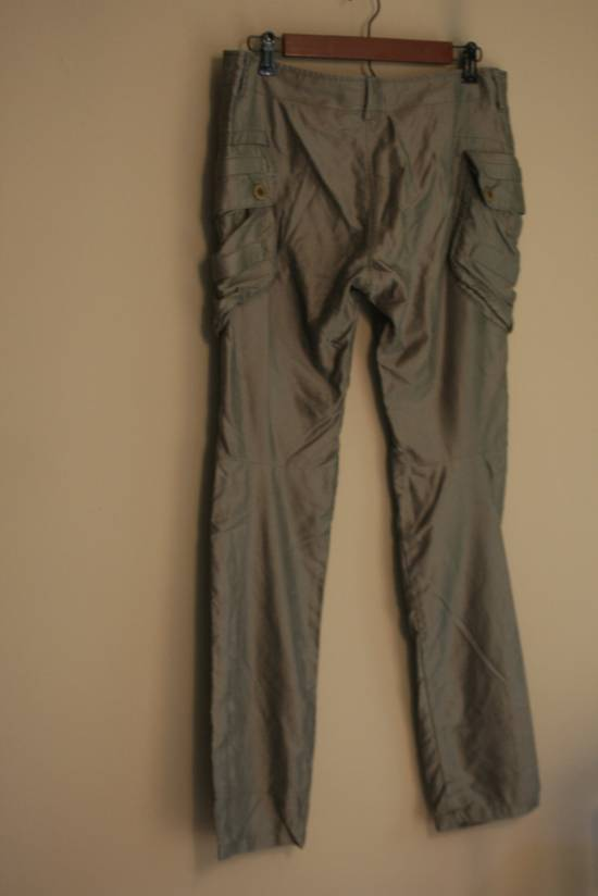 Julius SS10 Cotton-Lyocell Skinny Cargos Size US 31 - 8