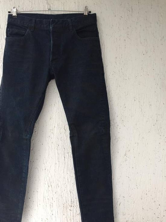 Balmain FW11 Decarnin era 3D jeans Size US 33
