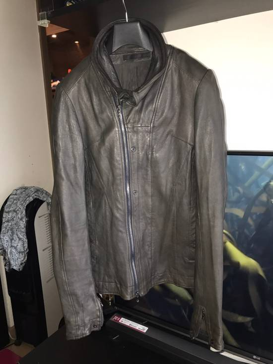 Julius Julius SS12 Runway Leather Jacket Size US M / EU 48-50 / 2