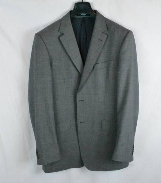Balmain Balmain Suit Gray Size 40R (50R IT) Retail $2,950 Kayne West Size 40R - 2