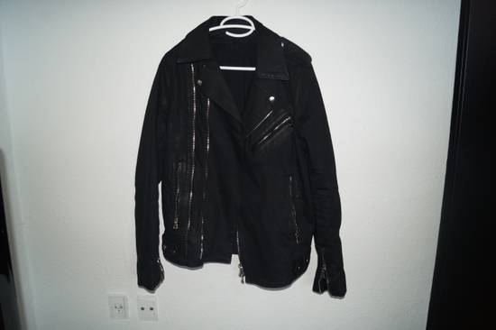 Balmain Balmain waxed cotton jacket Size US L / EU 52-54 / 3