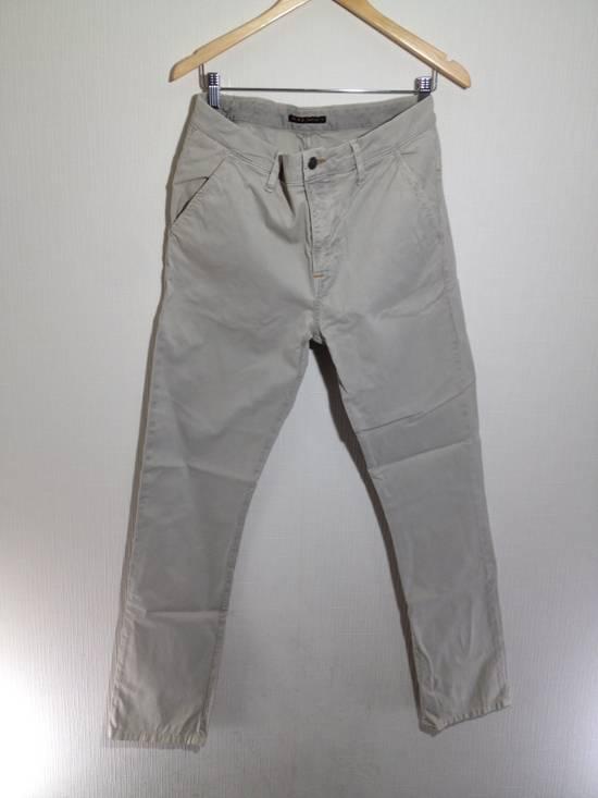 Nudie Jeans thin finn khakis chino Size US 32 / EU 48 - 4