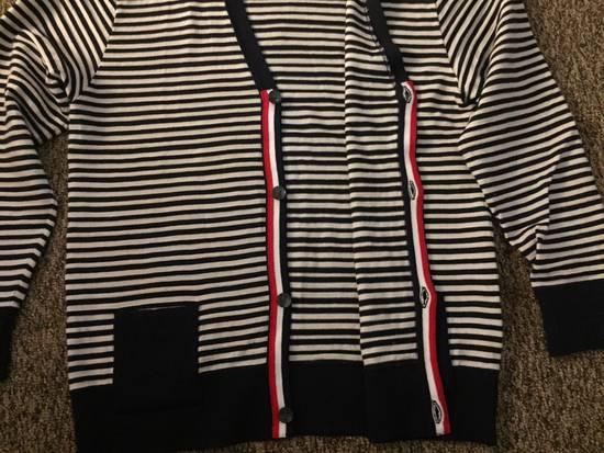 Thom Browne Classic V-Neck Cardigan Size US XL / EU 56 / 4 - 2