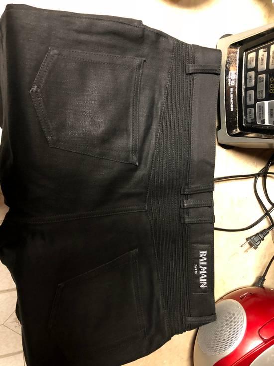 Balmain BALMAIN BALMAIN Skinny Biker Jeans 34, 30 Size US 34 / EU 50 - 14
