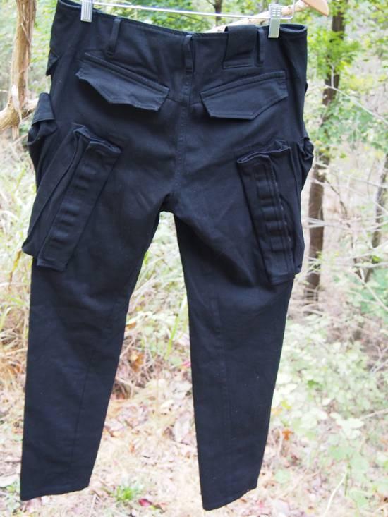 Julius AW 16 Beast Denim Cargo Pant Size US 34 / EU 50 - 3
