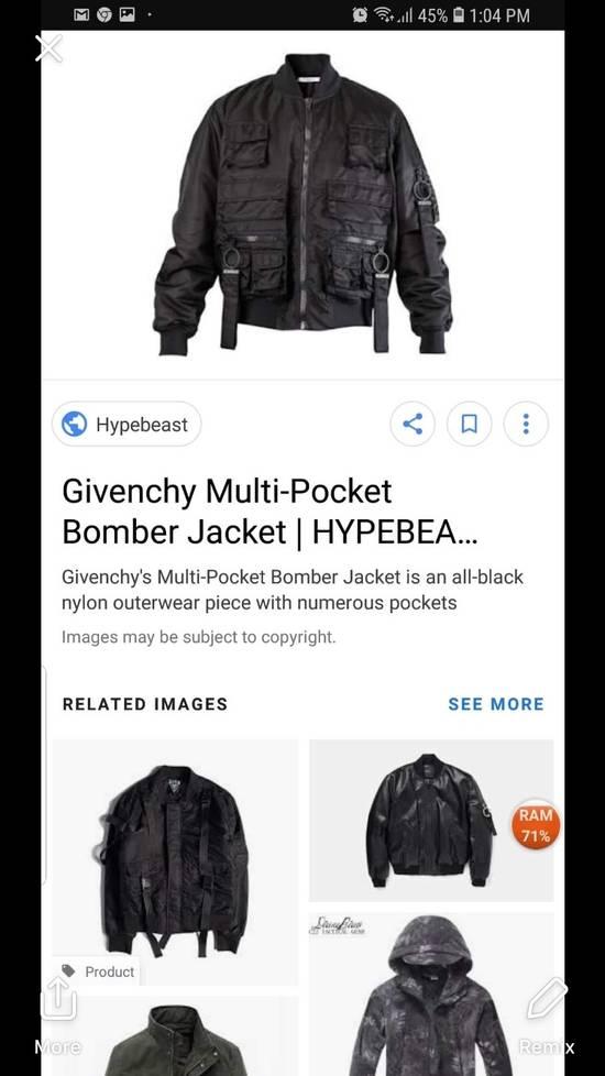 Givenchy Givenchy multipocket bomber jacket Size US M / EU 48-50 / 2 - 6