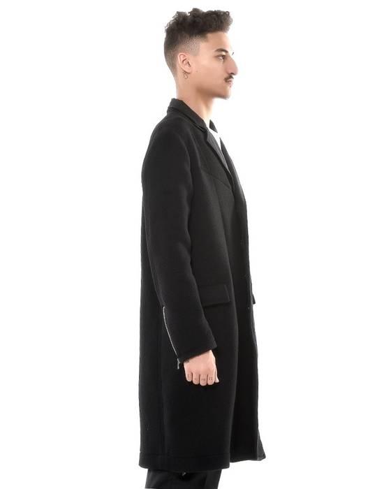 Givenchy Givenchy Zipped Sleeves Long Coat (Size - 54) Size US L / EU 52-54 / 3 - 2
