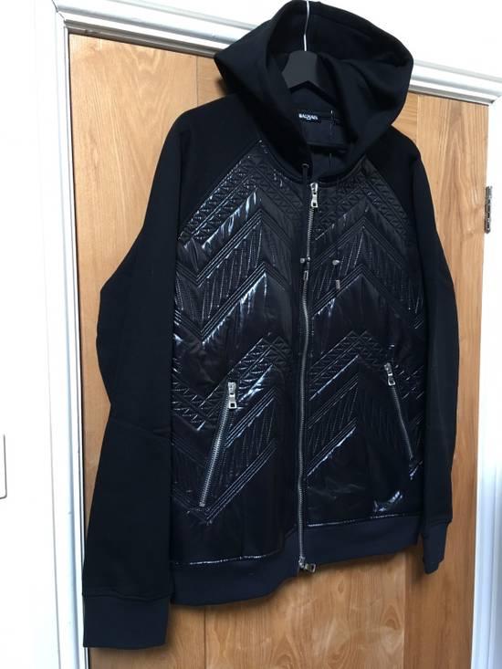 Balmain Balmain Black Hoodie Size US XL / EU 56 / 4