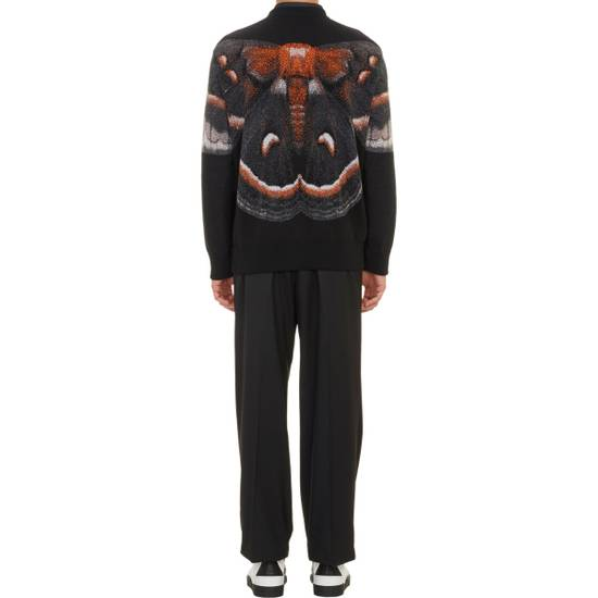 Givenchy RARE Intarsia Butterfly Sweater Size US M / EU 48-50 / 2 - 3